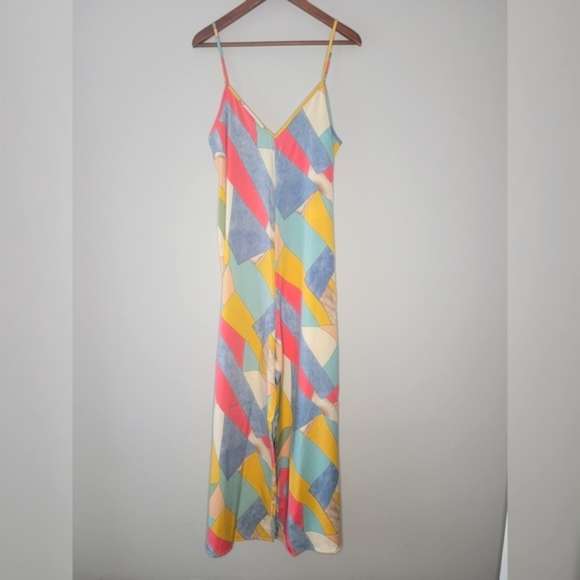 SHEIN Abstract Jumpsuit, M